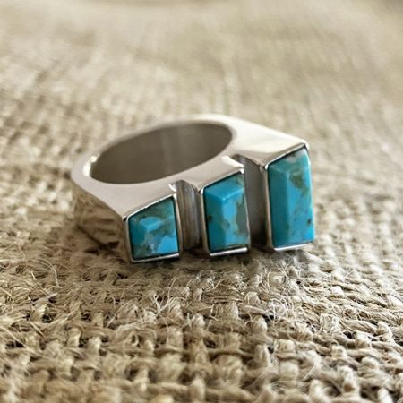 Turquoise Ring - Size 7