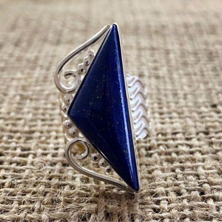 Lapis Ring - Size 8