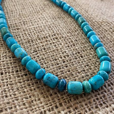 Nako Turquoise Necklace