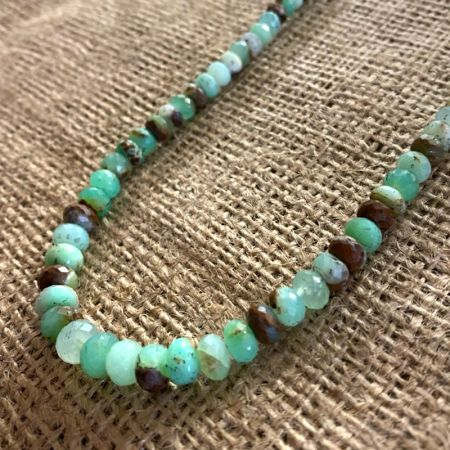 Criso Opal Graduated Necklace