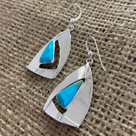 Sonoran Turquoise Earrings