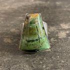 Australian Autumn Opal Ring - Size 8 3/4