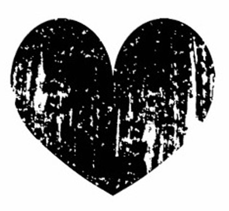 Desert Rose Trading - Heart & Stone